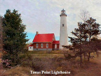 Tawas Point Light-04