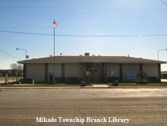 Mikado Township Branch Library 330 x 248