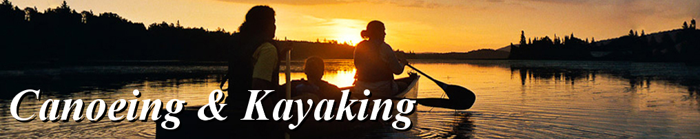 Masthead - Canoeing & Kayaking