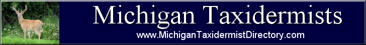 Banner - Michigan Taxidermist Directory