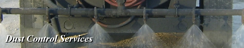 Masthead - Dust Control Services